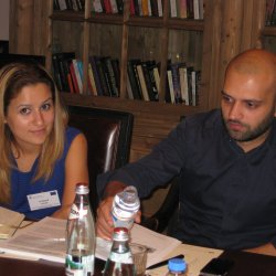 1st Advanced Seminar of the Pilot Project 7, Tbilisi, September 2015