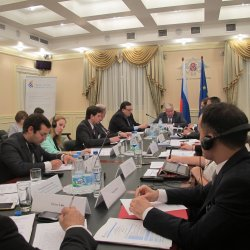 2nd Workshop of the Pilot Project 6 on Legal migration, Moscow, June 2015