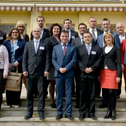 6th Core Group Meeting, Warsaw, April 2016