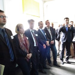 Study Visit to the Federal Office for Migration and Refugees of Germany, Nuremberg, April 2019