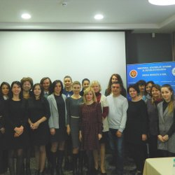 Seminar of the Technical Working Group responsible for EMP of Moldova, Chisinau, November 2018