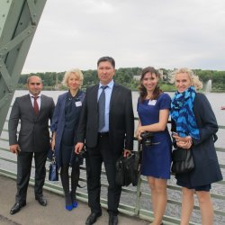 Objective 2: Knowledge base - Study visit to Germany, Berlin, September 2015