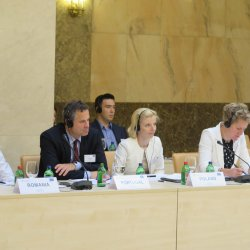 Senior Officials' Meeting, Budapest, July 2015